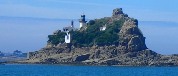 Fancy a house on an island with your own lighthouse?