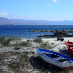 Beach near Finisterre