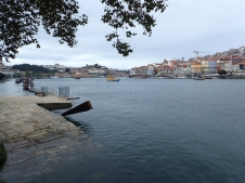 Porto River frontage