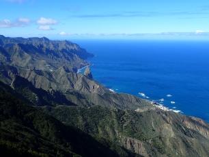 Northern east of Tenerife
