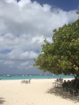 Barbados....it's nice here