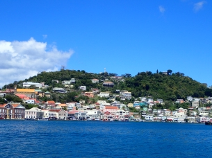 Colourful Grenada