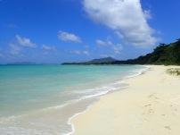 Paradise Beach, Caricou,