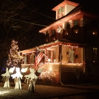 Cape May Christmas Decs