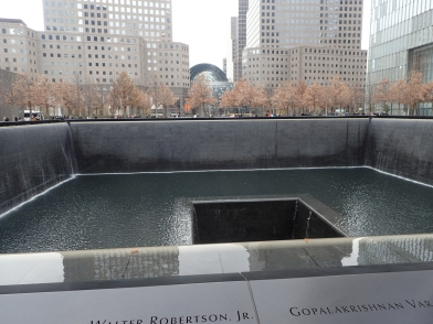 Twin Towers Monument