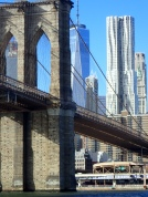 I think is is Brooklyn Bridge
