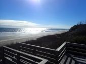 Sunday beach walk