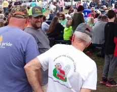 T shirt slogans and caps