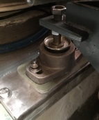 New fabricated engine mounts