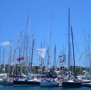 Newport Bermuda race boats