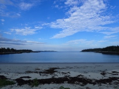 Beach Nova Scotia Style