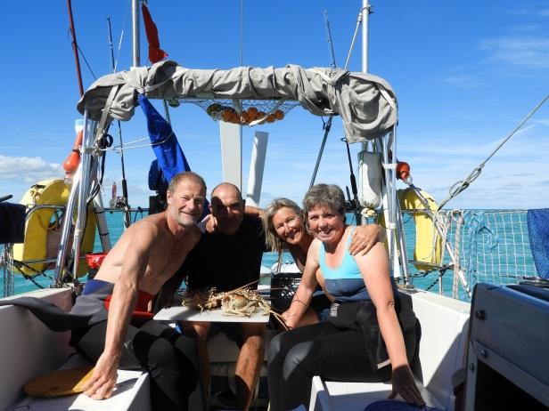 Lobster team