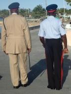 Bahamas law enforcement