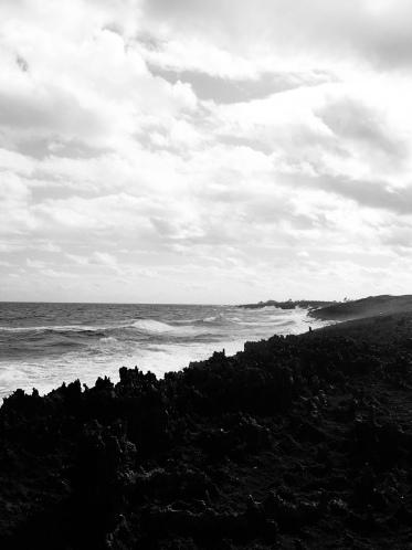 Atlantic Ocean side