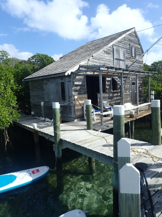 Owl's nest ....a great little house on the water