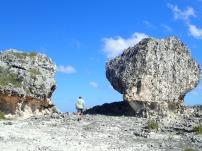 Volcanic bumps