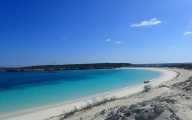 Johnson Cay in the Ragged islands