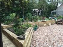 Dave's Mum's garden