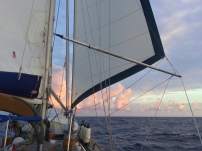 Gentle ocean sailing