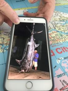 Fishing North Carolina style. Seems wrong to me