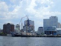 Norfolk waterfront