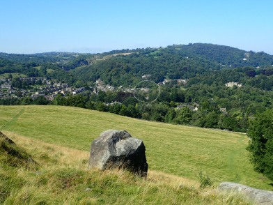 Our home in Derbyshire