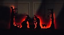 Spooky shadows