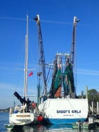 """The """"boat crane"""""""