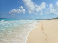 Stocking Island beach