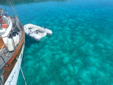 Clear clear water
